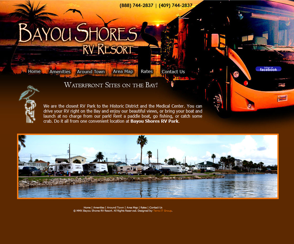 Bayou Shores RV Resort