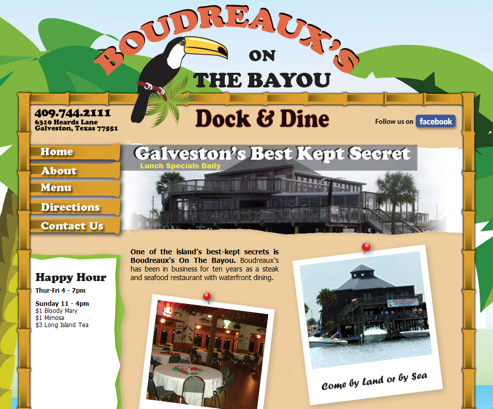 Boudreaux's on the Bayou