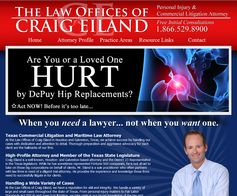 Law Offices of Craig Eiland
