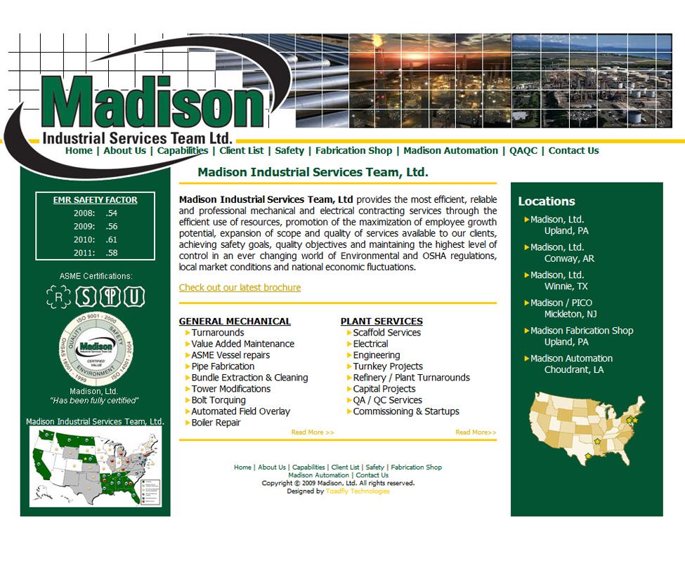 Madison Ltd.