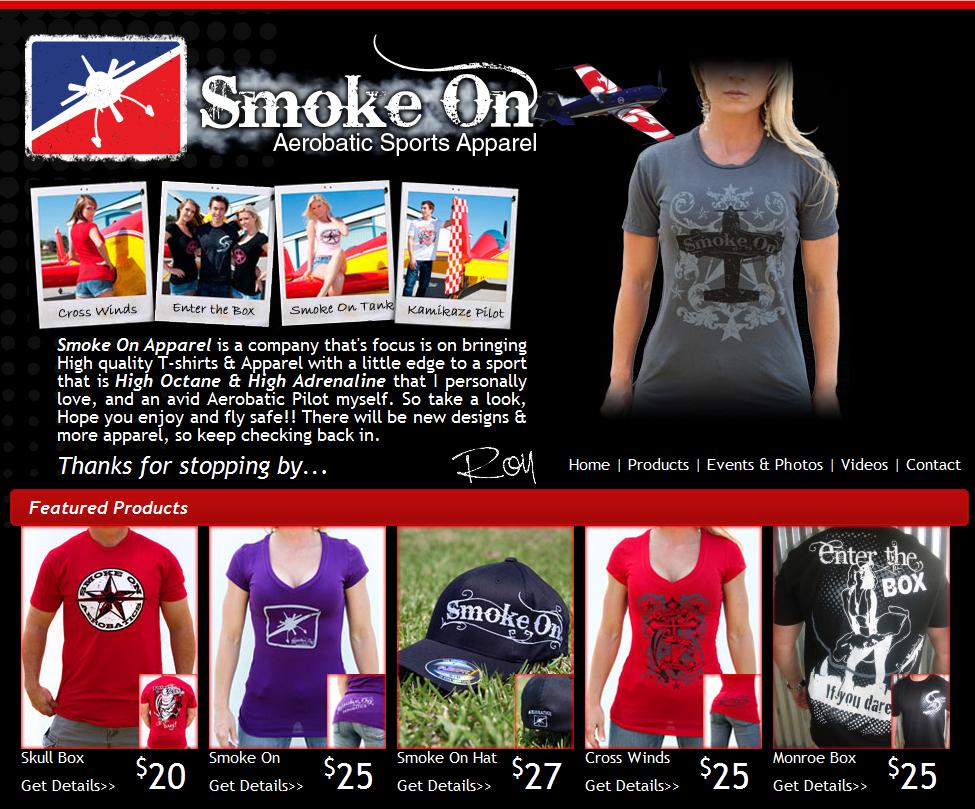 Smoke On Apparel